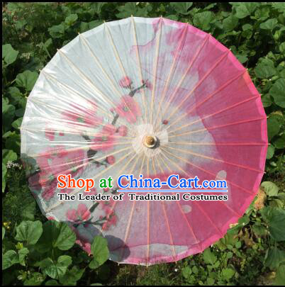 Chinese Top Handmade Oiled Paper Umbrella