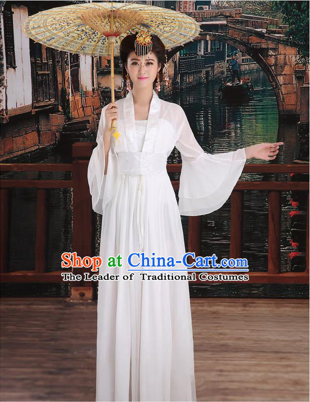 Ancient Chinese Palace Empress Costumes Complete Set, Tang Dynasty Ancient Palace Clothing, Cosplay Imperial Fairy Princess Dress Suits For Women