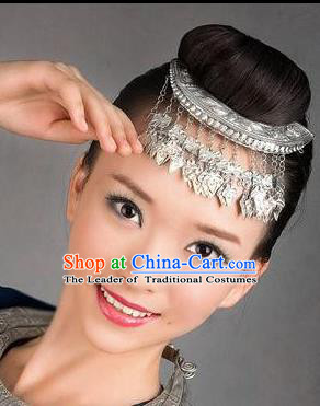 Chinese Traditional Miao Minority Hmong Folk Ethnic Hair Comb ... 76fef74f989