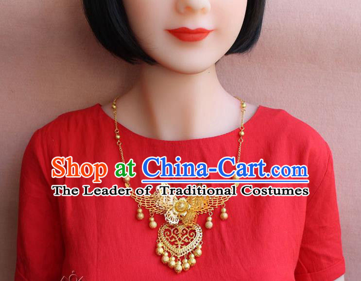 Chinese Imperial Queen Necklace, Empress Necklaces