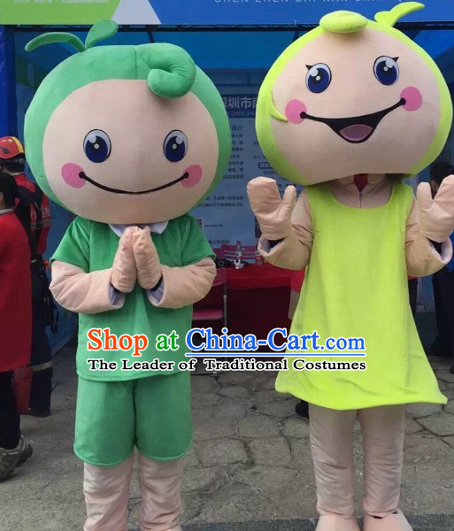 Free Design Professional Custom Made TV Commerical Mascot Costume Mascot Outfits Customized Beans Mascots Costumes