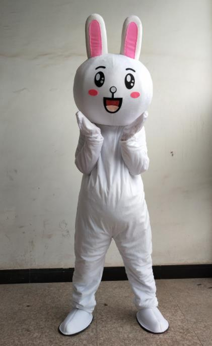Mascot Uniforms Mascot Outfits Customized Walking Animal Mascot Costumes Rabbit Mascots Costume
