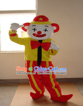 Mascot Uniforms Mascot Outfits Customized Walking Mascot Costumes Cartoon Character Clown Mascots Costume