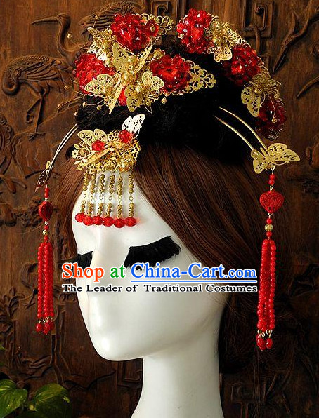Can recommend asian hair ornaments