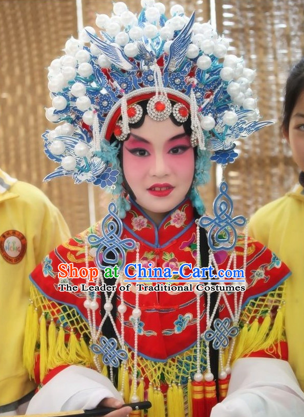 Chinese Headdress Phoenix Crown Phoenix Coronet Phoenix Hat for Adults Kids Children Women Girls