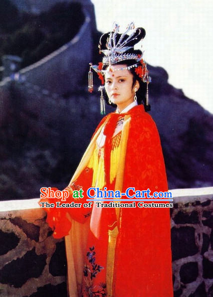 Dream of Red Chamber Royal Noblewoman Various Cape Mantle Costumes