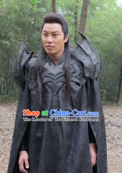 Custom Made Ancient Chinese Style TV Drama Costumes Complete Set