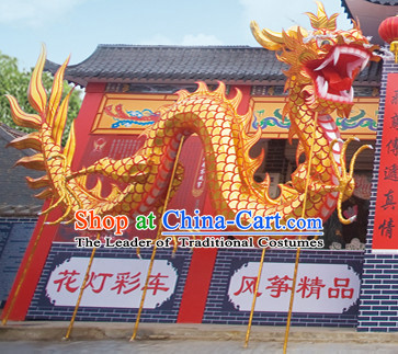 Big Event  Entertainment Business Opening Dragon Dance Props Display Arts