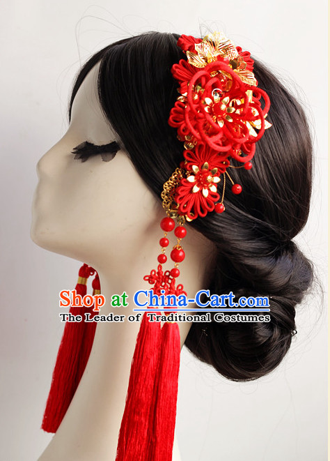 Chinese Traditional Headpieces