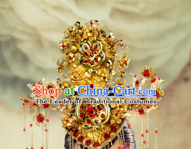 Chinese Ancient Style Wedding Hat