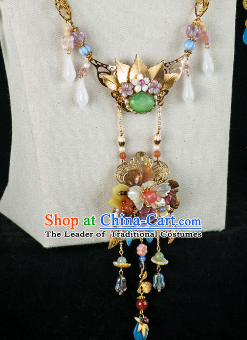 Chinese Imperial Quene Necklace Empress Necklaces