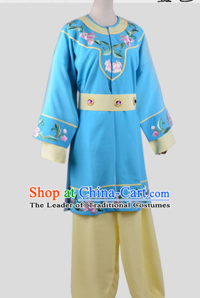 Chinese Opera Costumes Huangmei Opera Stage Performance Costume Chinese Traditional Prince Costume Drama Costumes Complete Set