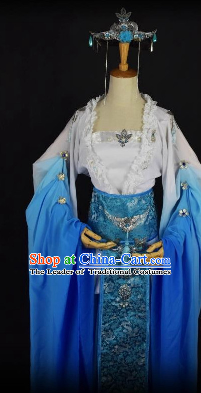 Chinese Traditional Hanfu China Princess Cosplay Costume Chinese Cosplay Hanfu Halloween Costume Party Costume Fancy Dress