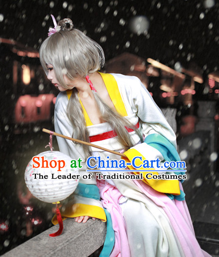 Chinese Traditional Han Fu Clothes for Women China Women Dress Customized Ladies Dresses Cheongsams Qipao Hanfu Complete Set