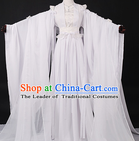 Ancient Chinese Stage Palace Costumes National Costume Halloween Costumes Hanfu Chinese Dresses Chinese Clothing