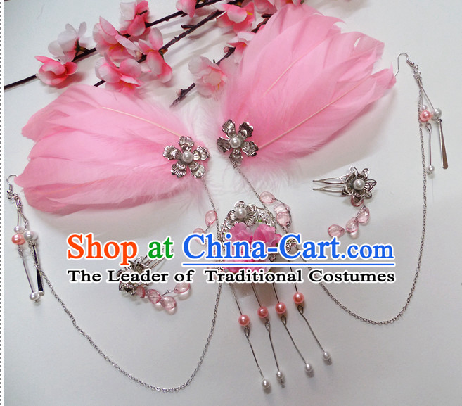 Chinese Classical Hair Headwear Crowns Hats Headpiece Hair Accessories Jewelry Set