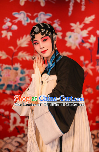 China Beijing Opera Peking Opera Costume Embroidered Robe Hua Dan Opera Costumes