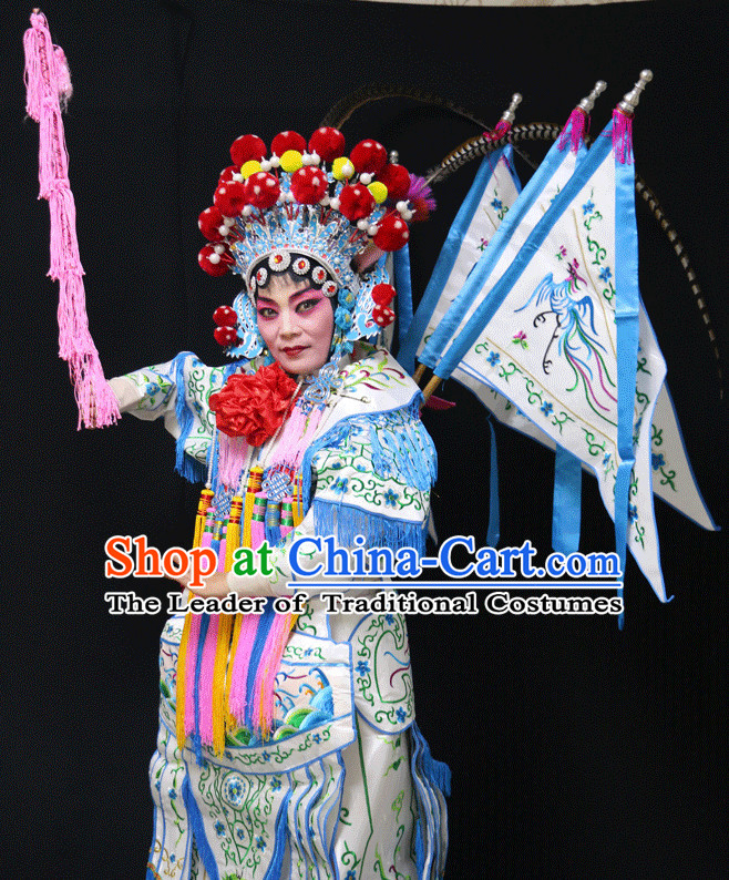 414fccfbc Chinese Opera Beijing Opera Peking Opera Hua Dan Costume Embroidered Robe  Hua Dan Opera Costumes and