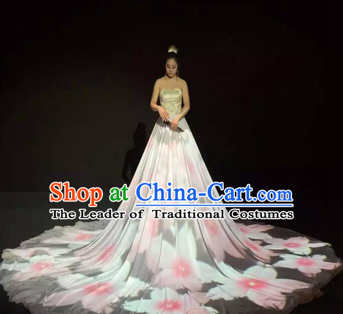 Projector Fancy Costume Dance Costumes Dancing Costume Complete Set for Kids Adults Girls Women