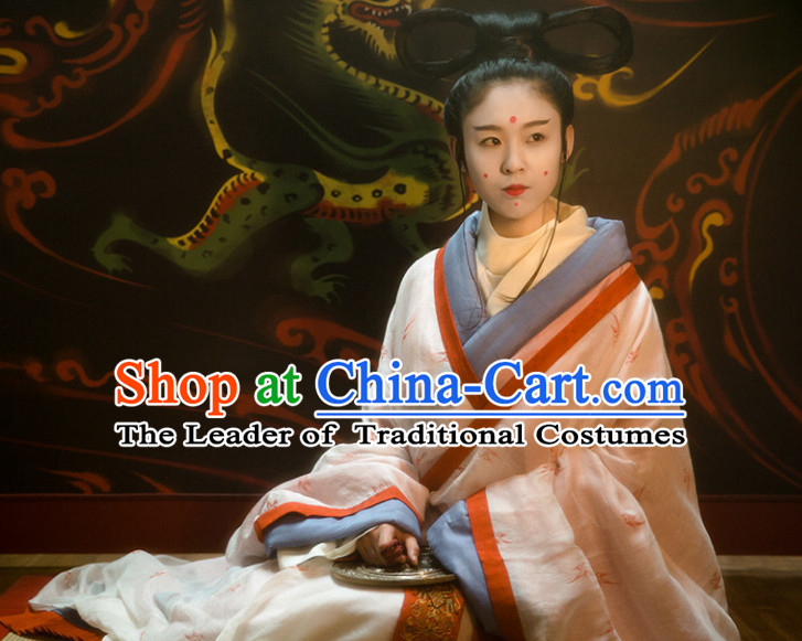 Special Events Ancient Chinese Female Dresses Traditional Royal Stage Hanfu Classical Dress Costumes Clothing