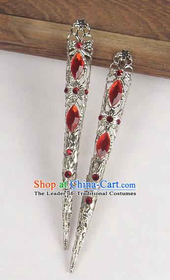 Traditional Chinese Ancient Jewelry Accessories, Ancient Chinese Imperial Princess Fingers Decorations for Women