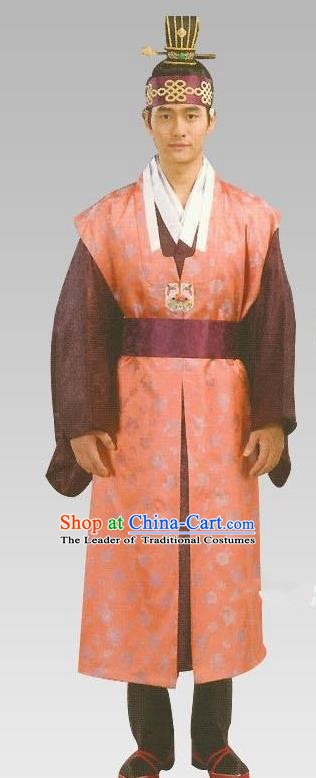Traditional Korean Handmade Formal Occasions Embroidered Palace Wedding Bride Hanbok Clothing