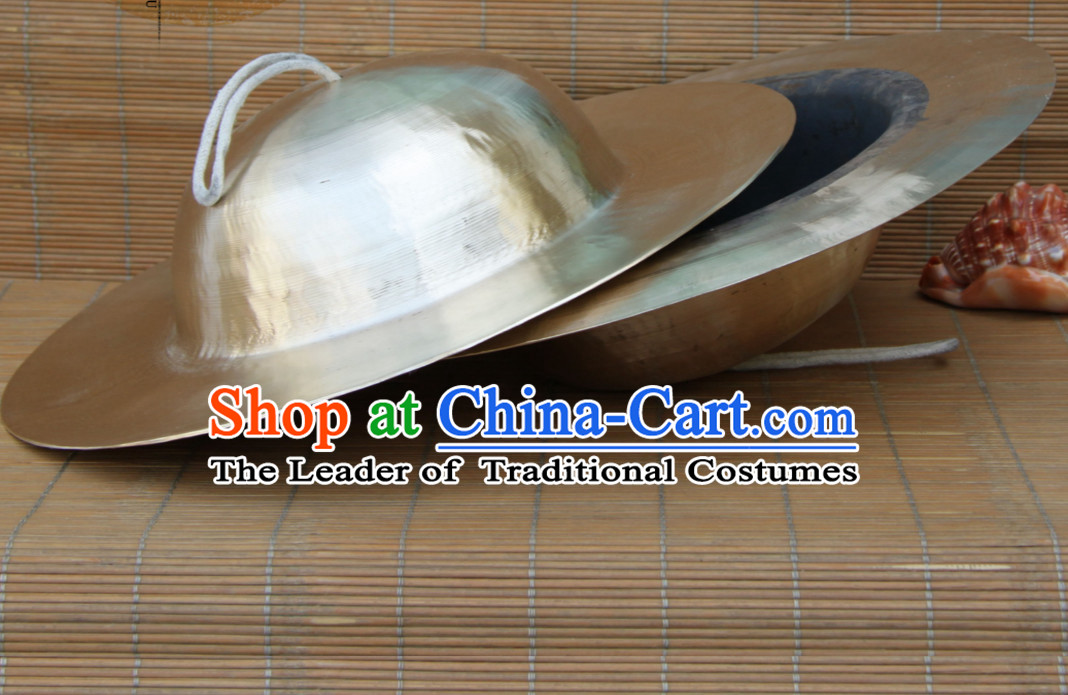 12 Inches Chinese Traditional Cymbal Cymbals for Adults