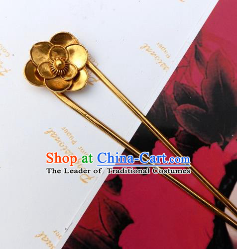 Traditional Handmade Chinese Ancient Classical Hair Accessories Bride Wedding Barrettes Hair Sticks, Hair Fascinators Hairpins for Women