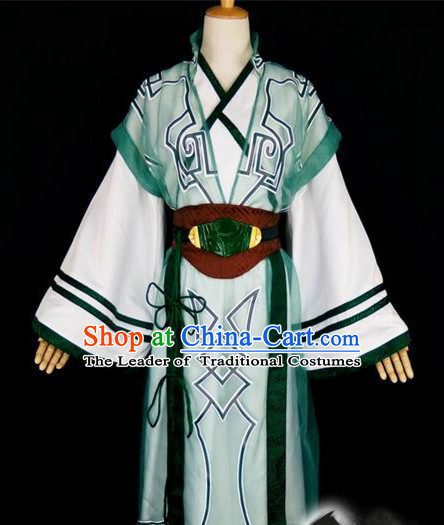 Asian Chinese Traditional Cospaly Tang Dynasty Prince Costume, China Elegant Hanfu Nobility Childe Robe Clothing for Men