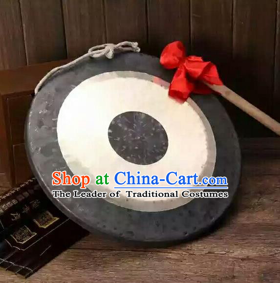 Dragon Dance Lion Dance Gong Lion Dance Musical Instrument Hammer Escorting Gong Complete Set