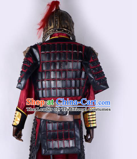 Traditional China Beijing Opera Niche Costume Gifted Scholar Embroidered Robe and Headwear Ancient Chinese Peking Opera Embroidery Clothing
