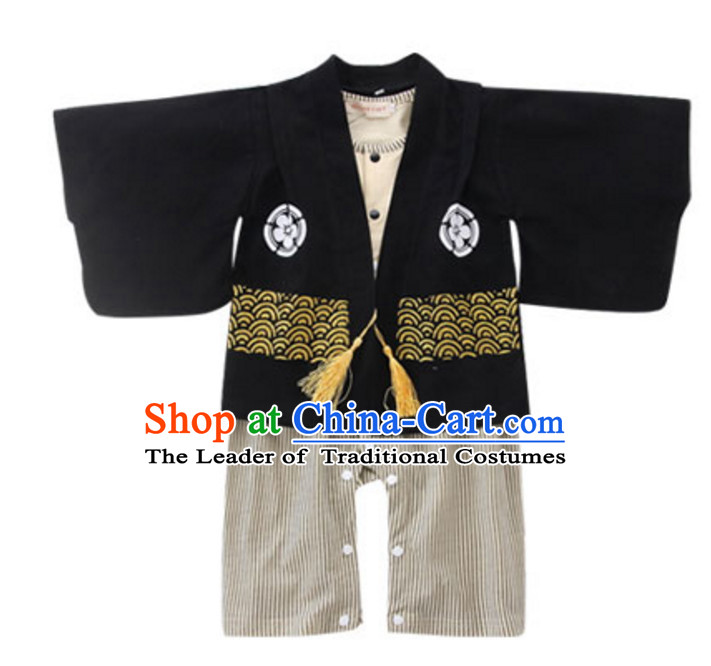 Japanese Traditional Tokyo Clothing for Boys