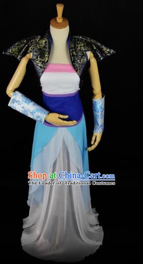 Traditional Chinese Ancient Cosplay Palace Lady Costume Ming Dynasty Princess Clothing for Women
