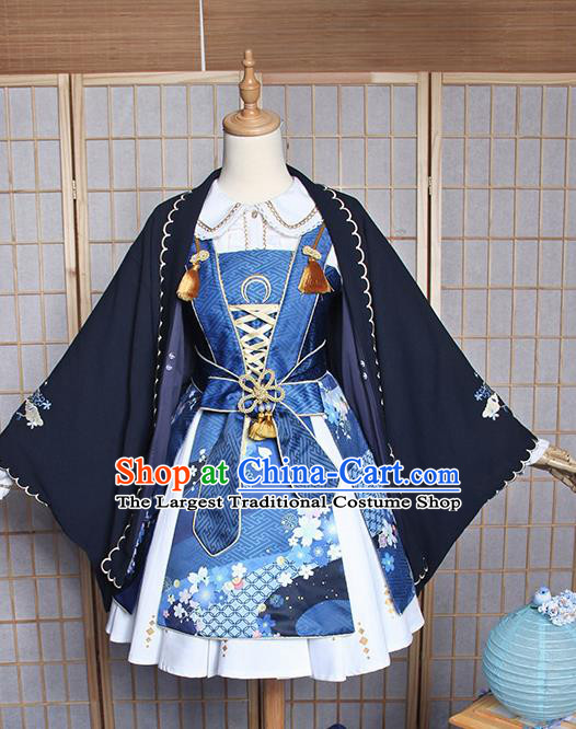 Chinese Traditional Cosplay Swordsman Costumes Ancient Female Knight Dress for Women