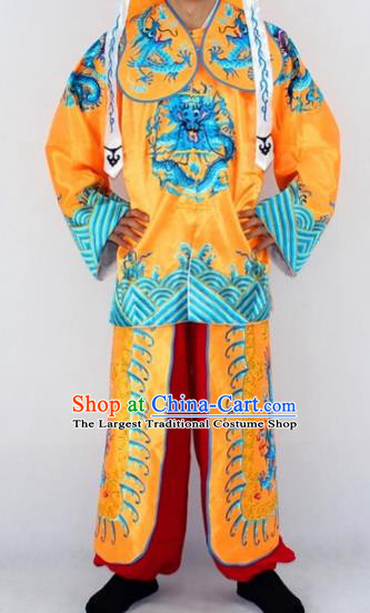 Traditional China Beijing Opera Costume and Hat Ancient Chinese Peking Opera Clothing Shoes