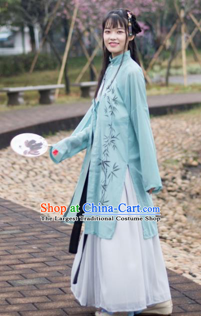 Traditional Chinese Ming Dynasty Nobility Lady Costumes for Rich Women