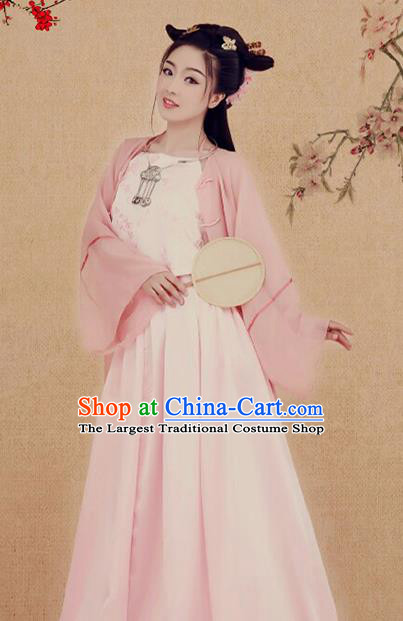 Chinese Traditional Ming Dynasty Nobility Lady Costumes Ancient Princess Clothing for Women