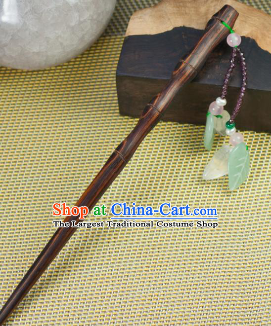 Chinese Traditional Hanfu Tassel Hair Clip Hair Accessories Ancient Classical Hairpins for Women