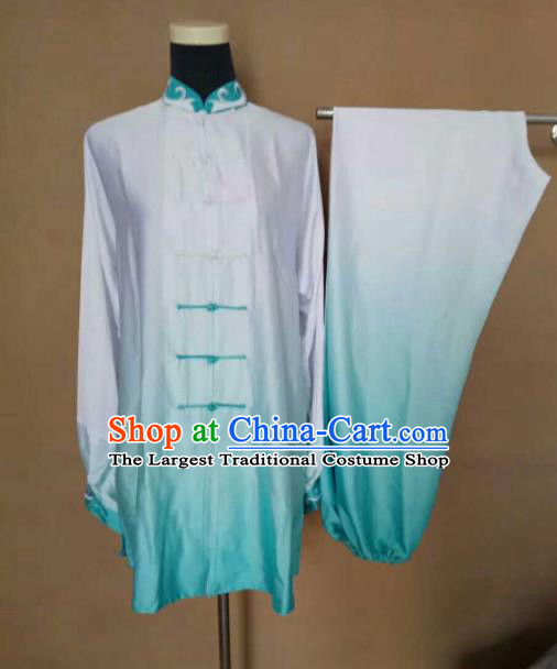 Top Grade Martial Arts Costumes Professional Kung Fu Tai Chi Clothing for Adults