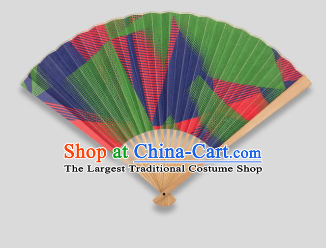 Chinese Traditional Crafts Folding Fans Paper Fans Accordion Fan