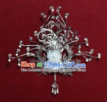 Chinese Ancient Tang Dynasty Queen Phoenix Hair Accessories Hairpins for Women