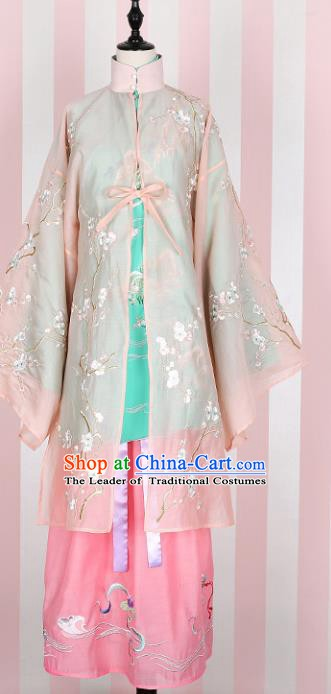 Ancient Chinese Ming Dynasty Palace Lady Costume, China Ancient Princess Clothing for Women