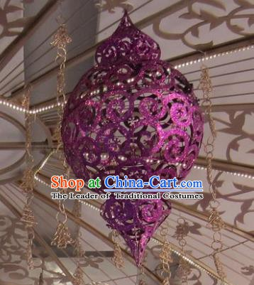 Handmade China Traditional New Year Decorations Lamplight LED Lamp Lanterns