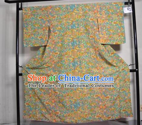 Japanese Traditional Male Kimono Clothing Japan Printing Flowers Haori Kimonos Yukata Robe for Men