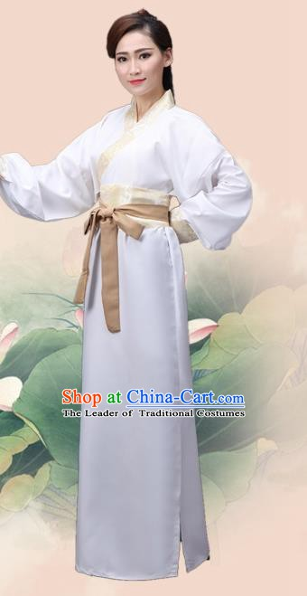 China Ancient Song Dynasty Swordswoman Costume Theatre Performance Heroine Clothing for Women