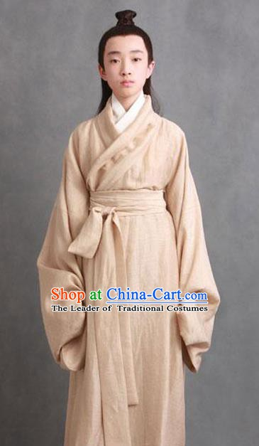 Chinese Ancient Novel A Dream in Red Mansions Nobility Childe Qin Zhong Costume for Men