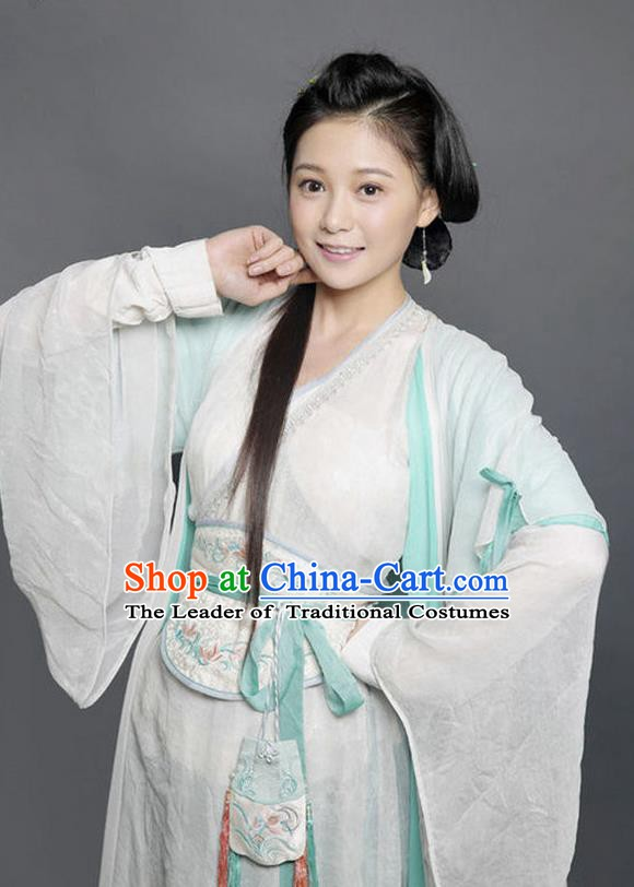 Ancient Chinese Ming Dynasty Replica Costume Palace Princess Clothing for Women