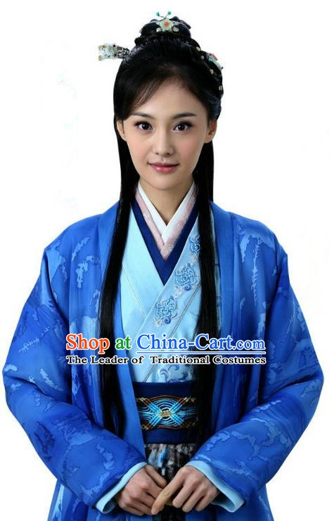 Traditional Chinese Ancient Costume Ancient  Song Dynasty Hanfu Clothing