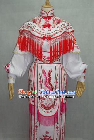 Traditional China Beijing Opera Female Warrior Dress Chinese Peking Opera General Costume