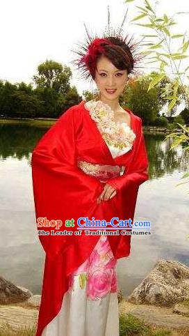 Chinese Ancient Tang Dynasty Princess Yongzhen Dress Embroidered Replica Costume for Women